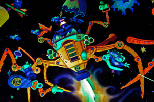 How to Win Buzz Lightyear's Space Ranger Spin Ride at Disney World