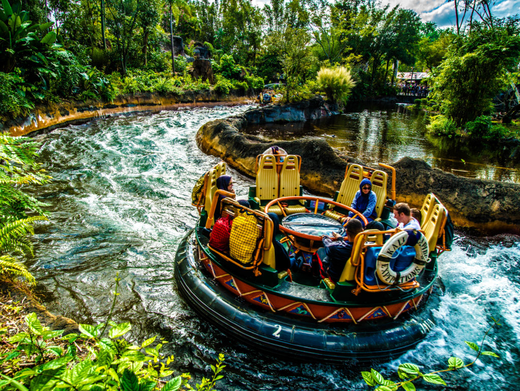 Best Disney Rides and Attractions for Teens