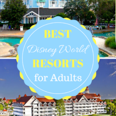 The Best Disney Resort for Adults